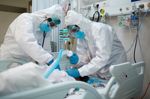 Sengstaken-Blakemore intubation
