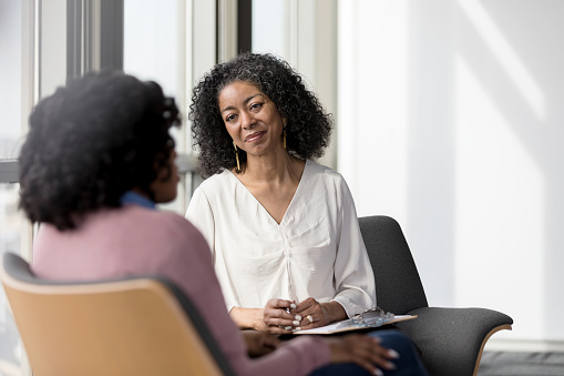 Career Identity as a Trauma counselor